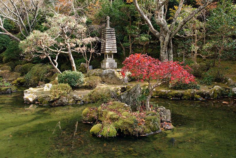 История японского сада